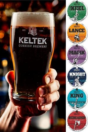 Lanner, UK: KELTEK and guest Real Ales