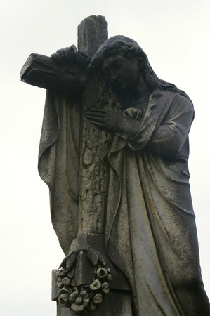Cementerio de Glasnevin: Wonderful sculptures