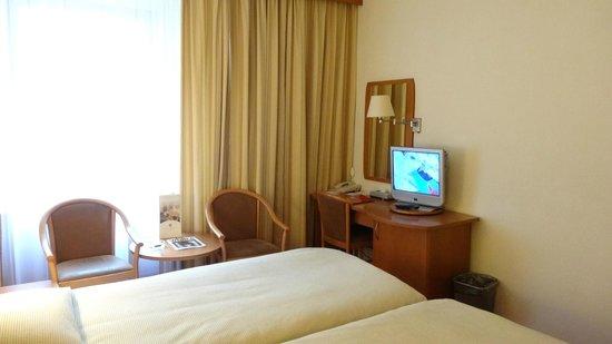 Ambassador Hotel: Chambre