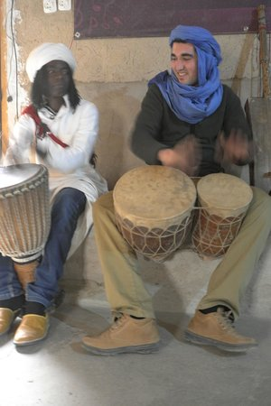 Morocco Countryside Tours: Drums