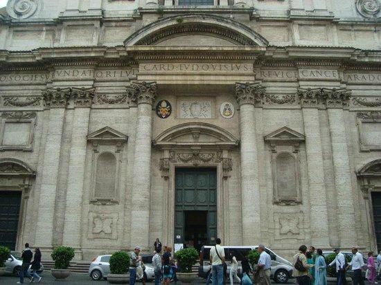 Chiesa di Sant'Ignazio di Loyola: Igreja de Sant'Ignazio di Loyola