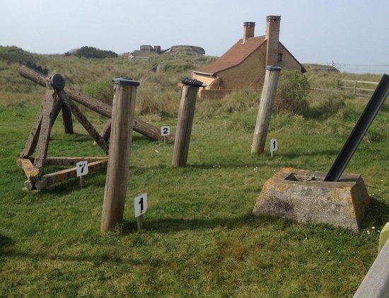 Atlantic Wall Museum (Anti Tank and Landing Craft Blockades)