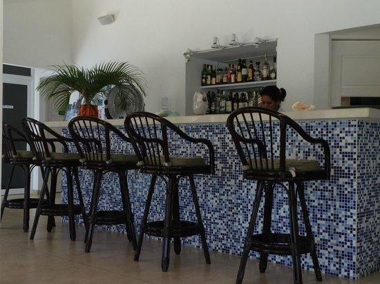 Hotel Bocas del Mar: restaruant bar