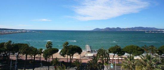 Grand Hyatt Cannes Hôtel Martinez : La Plage