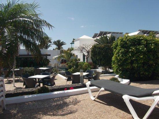 Lomo Blanco Apartments : Grounds