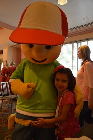 Hollywood & Vine: Handy Manny and my daughter