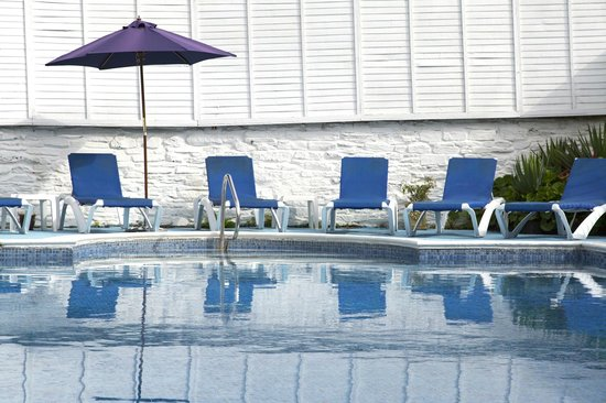 The Rosemundy House Hotel : Outdoor Pool