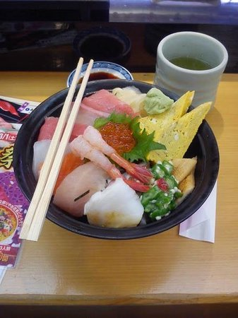 Sushizanmai Ueno : kaisendon