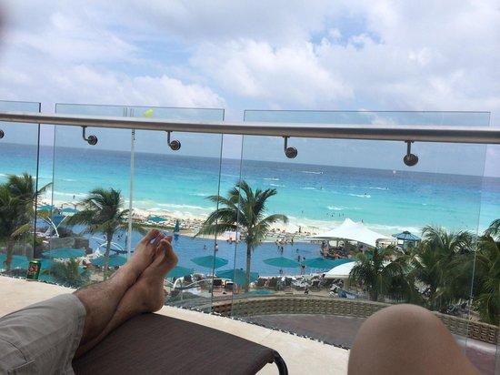 Hard Rock Hotel Cancun: Hard life...