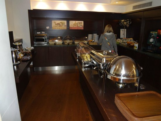 Plaka Hotel : breakfast