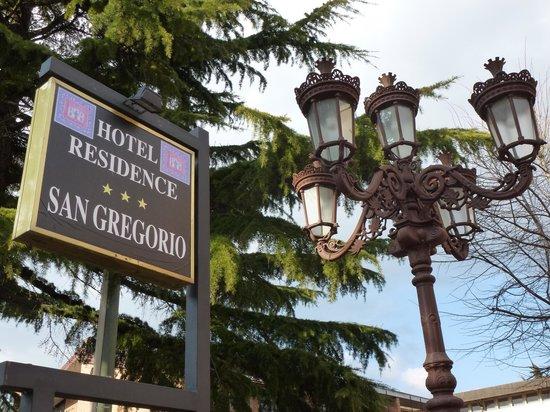 Hotel Residence San Gregorio : San Gregorio