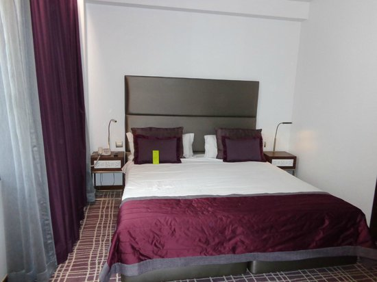 Neya Lisboa Hotel : Room