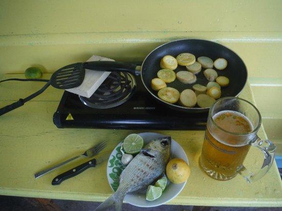 Colinda Cabanas: Breakfast !