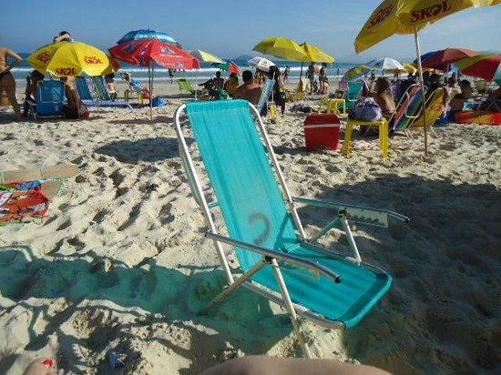 Joaquina beach: Praia 3
