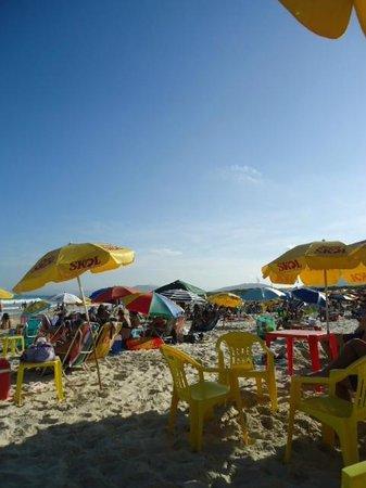 Joaquina beach: Praia 2