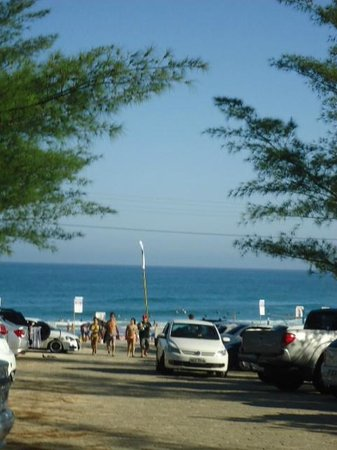 Joaquina beach: Praia