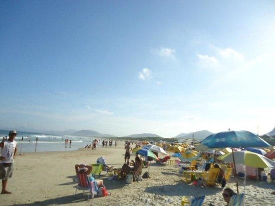 Joaquina beach: Praia 4