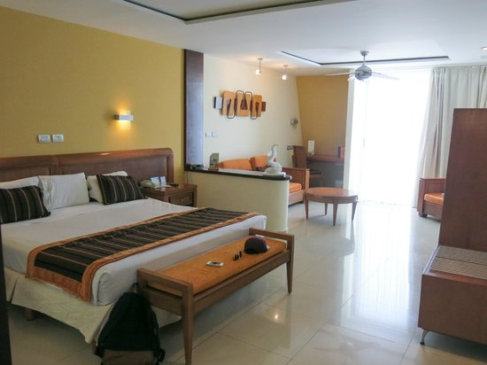 Grand Sirenis Mayan Beach Resort & Spa: Akam suite