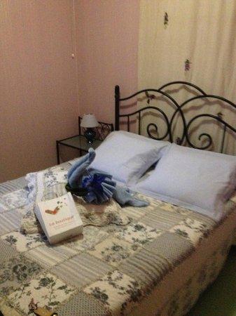 Hotel Des Remparts : chambre double