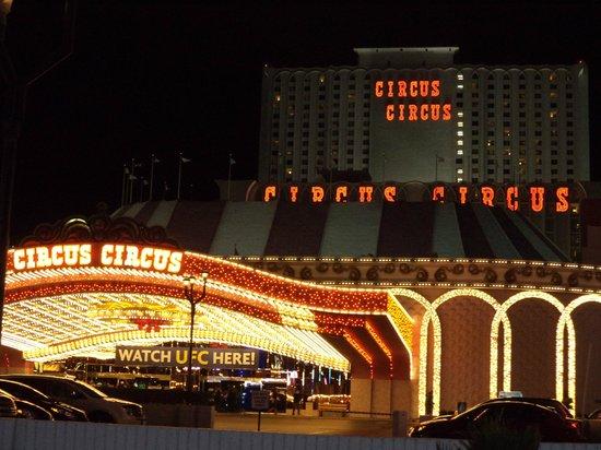 Circus Circus Hotel & Casino Las Vegas : Entrada