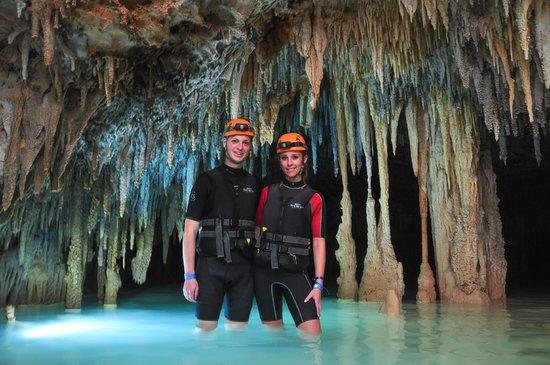 Rio Secreto : Caves