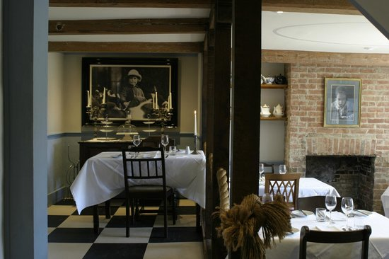 The Berney Arms: Restaurant