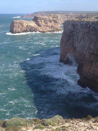 Pousada de Sagres, Infante: Cliffs on the Atlantic, Sagres