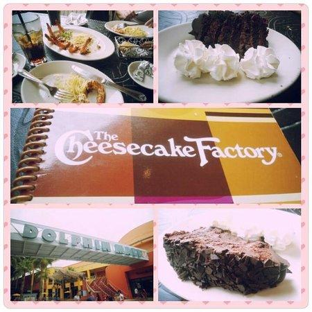 The Cheesecake Factory : Nossos pratos