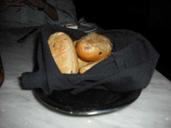 MB : Los panes con arándano HUMMMMM