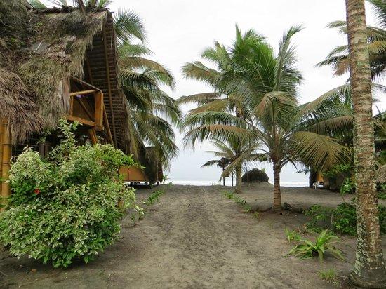 Cabanas del Mar: Cabañas