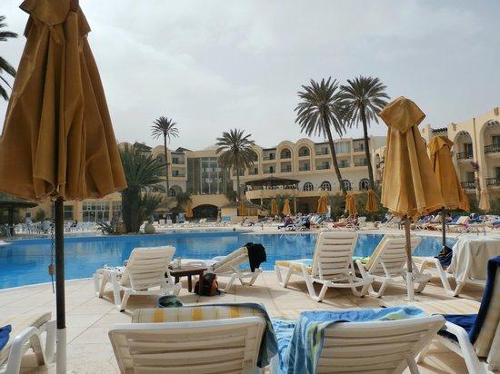 Eden Star Zarzis : piscine