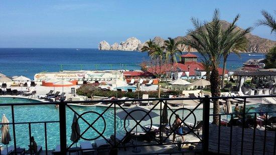 Casa Dorada Los Cabos Resort & Spa: View From The Casa Dorada Los Cabos