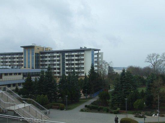 Arka Medical Spa: Widok z zewnątrz
