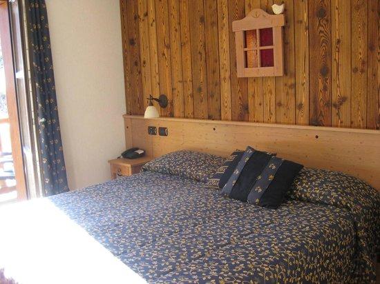Hotel Parc Mont Avic : La nostra camera