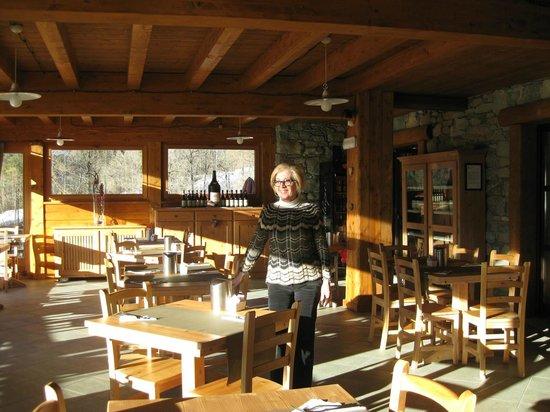 Hotel Parc Mont Avic : Veranda per la colazione