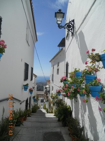Mijas Magic: ruelles fleuries