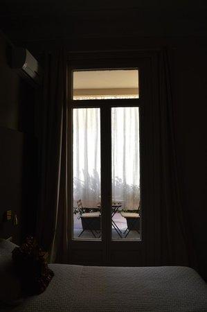 Mihlton Barcelona: Kamer
