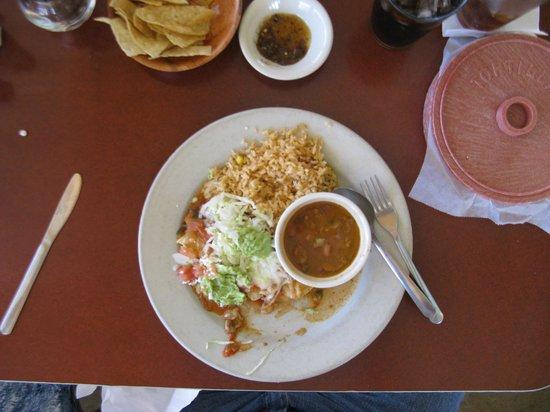Rosario's Mexican Cafe Y Cantina: Tacos Suaves