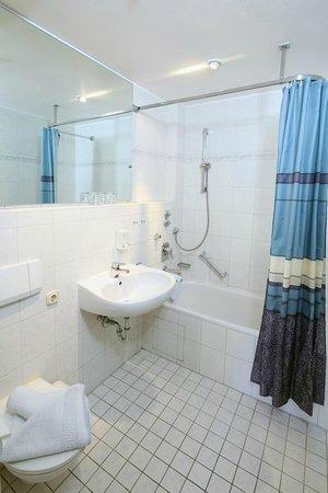 Das Schwanstein: Badezimmer