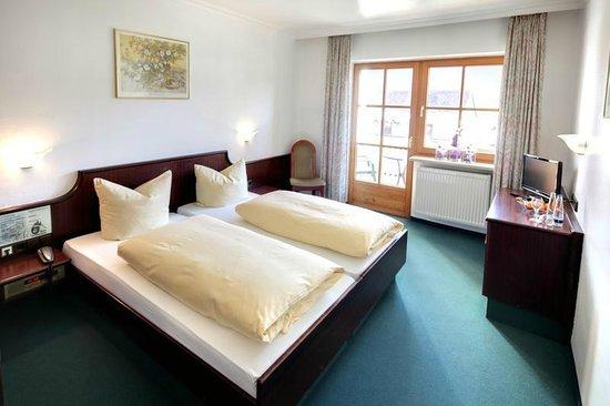 Das Schwanstein: Doppelzimmer mit Balkon