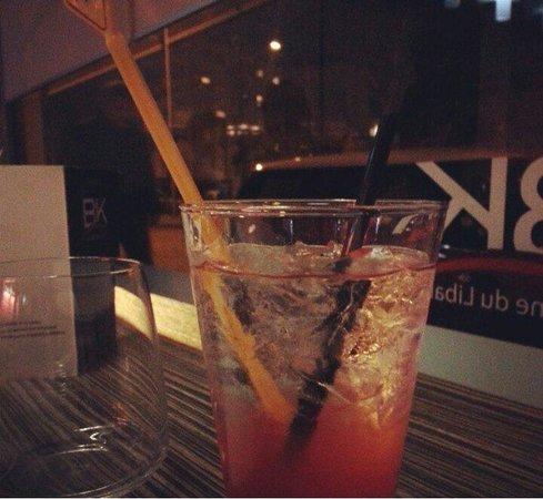 Restaurant le BK : Cocktail maison