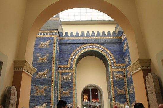 Museo de Pérgamo: porta