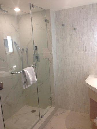 Marriott Stanton South Beach: Luxurious Shower