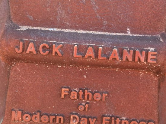 Muscle Beach: Jack Lalanne - lived to be 90+