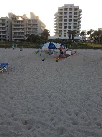 Marriott Stanton South Beach: Kids' play area