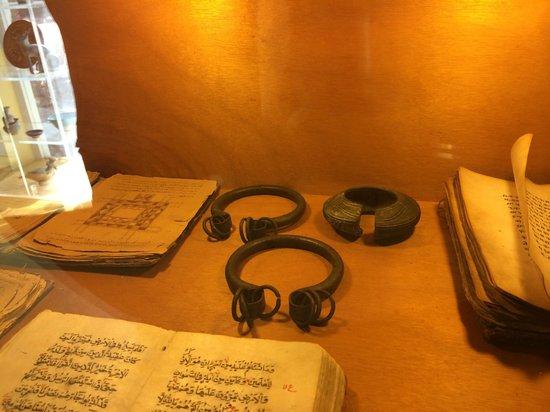 Kura Hulanda Museum : chains