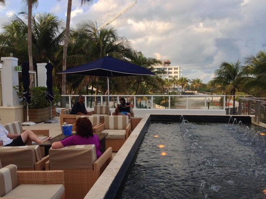 Marriott Stanton South Beach: Relaxing and beautiful setting