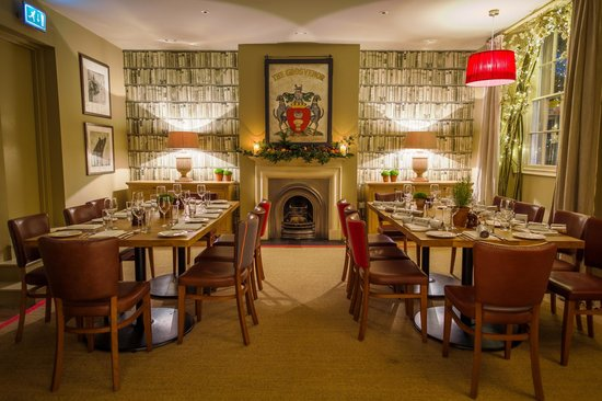 The Grosvenor Arms: Private Dining