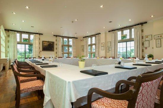 Llangoed Hall: Meeting Room