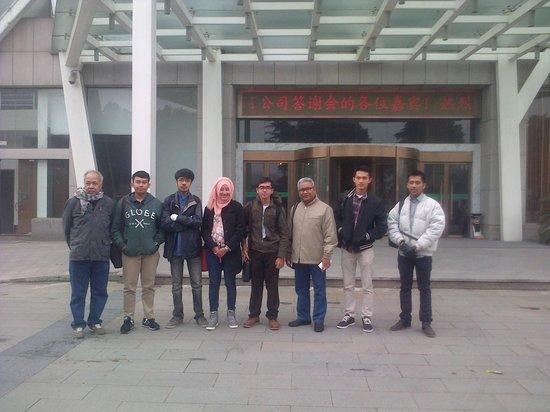 Zhelv Mingting Shunchang Hotel